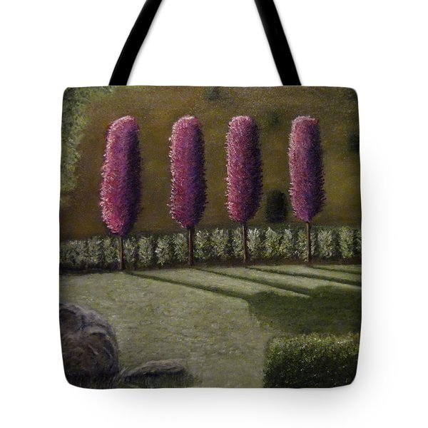 A Perfect Start Tote Bag by Shawn Marlow