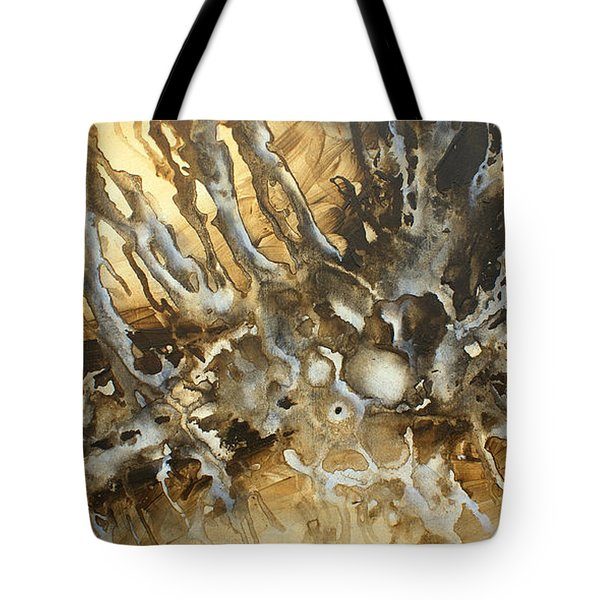 ' Concept' Tote Bag by Michael Lang