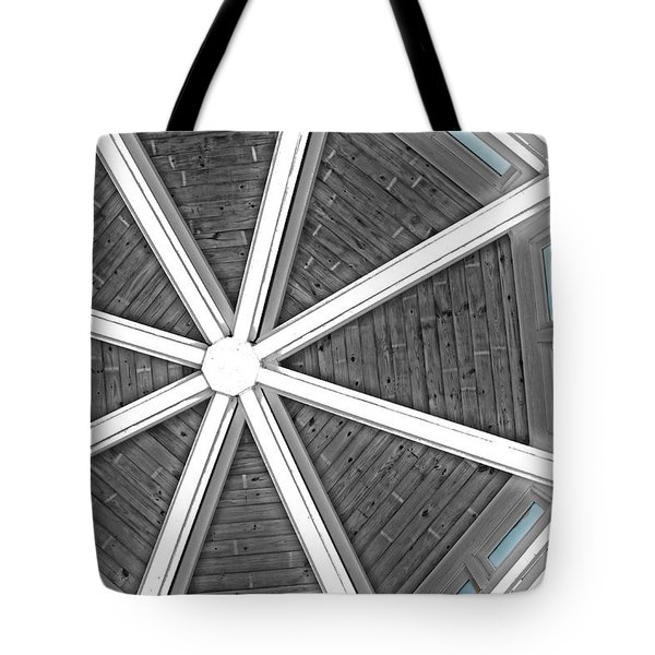 Different Point of View Tote Bag by Tom Gari Gallery-Three-Photography