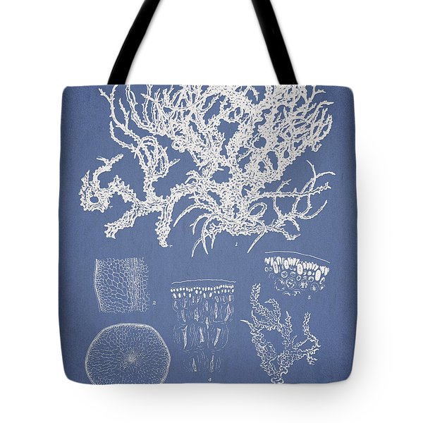 Eucheuma Spinosum Tote Bag by Aged Pixel