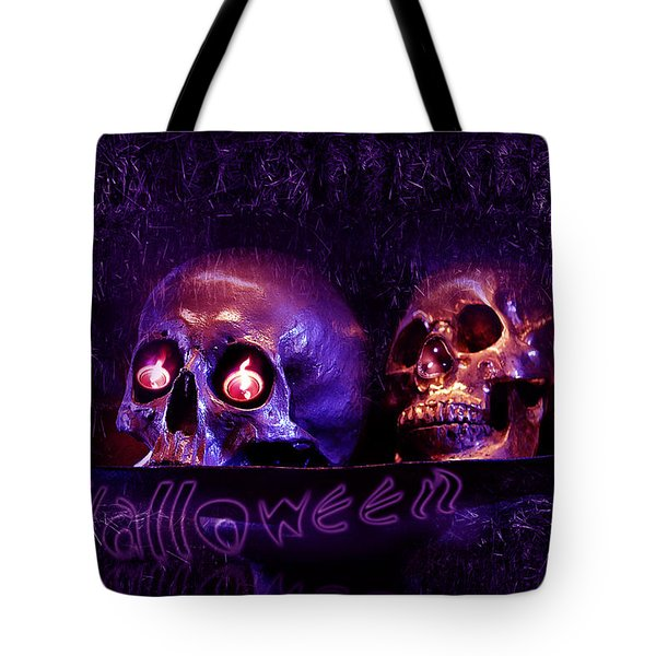 Halloween Party  Tote Bag by Xueling Zou
