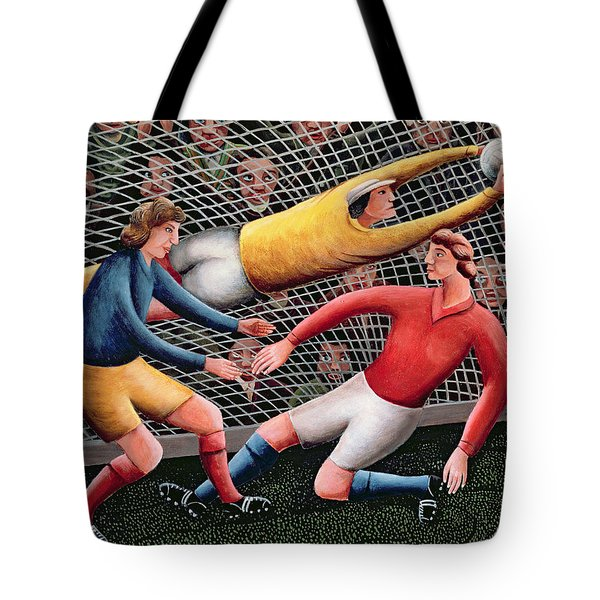It's A Great Save Tote Bag by Jerzy Marek