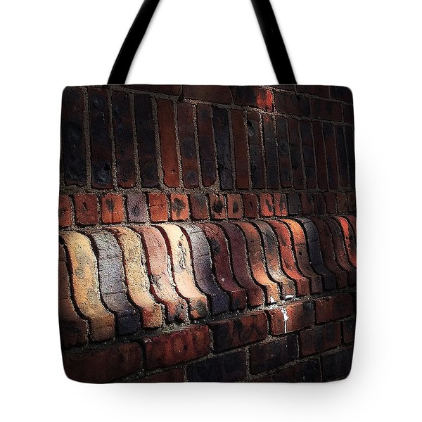 Light Shadow Texture Tote Bag by Natasha Marco