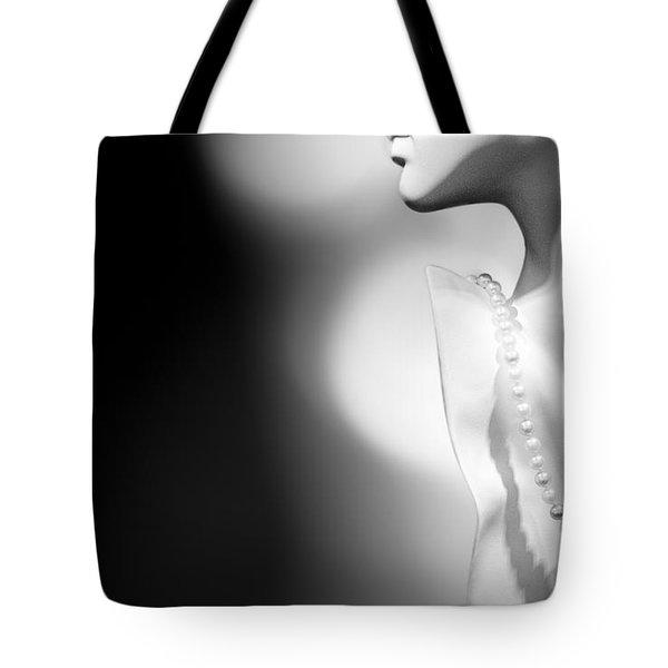 Nod and A Whisper Tote Bag by Bob Orsillo