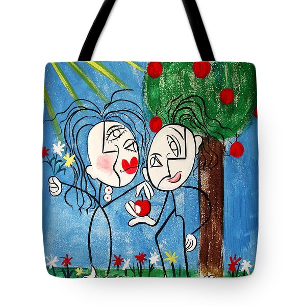 The Power Of Persuasion Tote Bag by Anthony Falbo