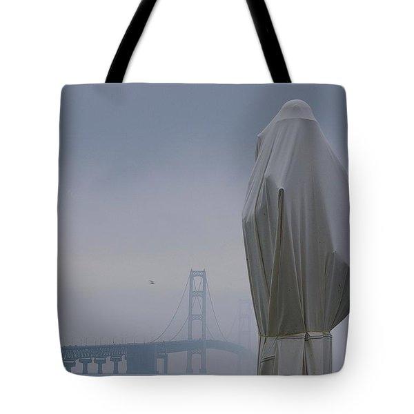 Veil Monument Tote Bag by Randy Pollard