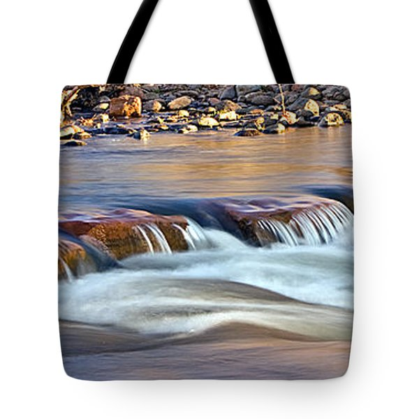 0331 Oak Creek Tote Bag by Steve Sturgill