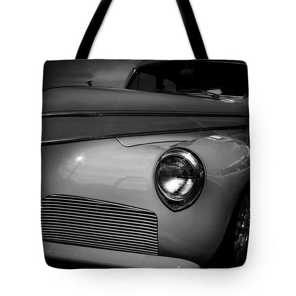 1941 Studebaker Commander Tote Bag by David Patterson