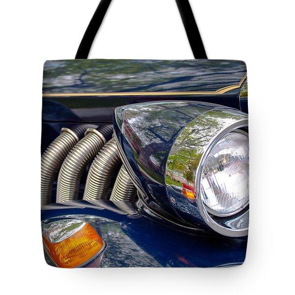 1982 Zimmer Golden Spirit Tote Bag by David Patterson