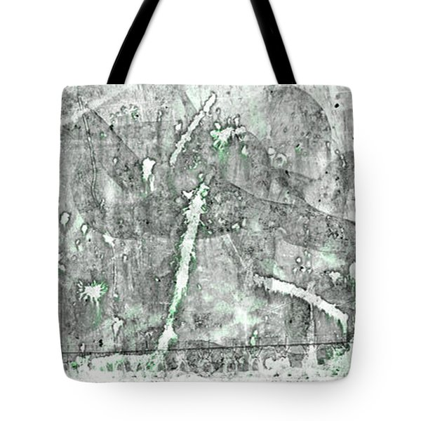 Abstract Lighthouses Tote Bag by John Stephens