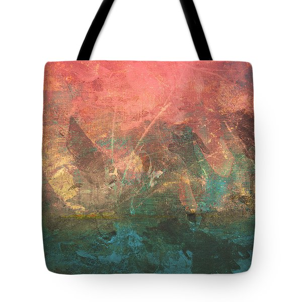 Abstract Print 2 Tote Bag by Filippo B
