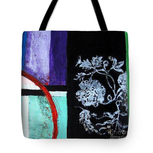 Abstract Tote Bag by Venus