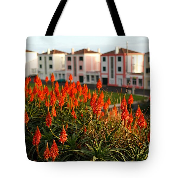 Aloe Flowers Tote Bag by Gaspar Avila