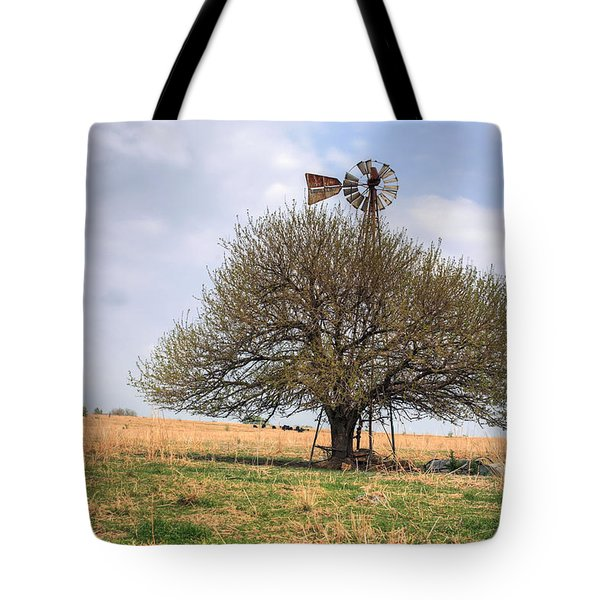 Americana Tote Bag by JC Findley