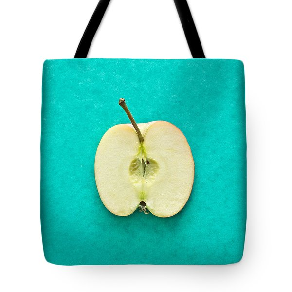 Apple Tote Bag by Tom Gowanlock