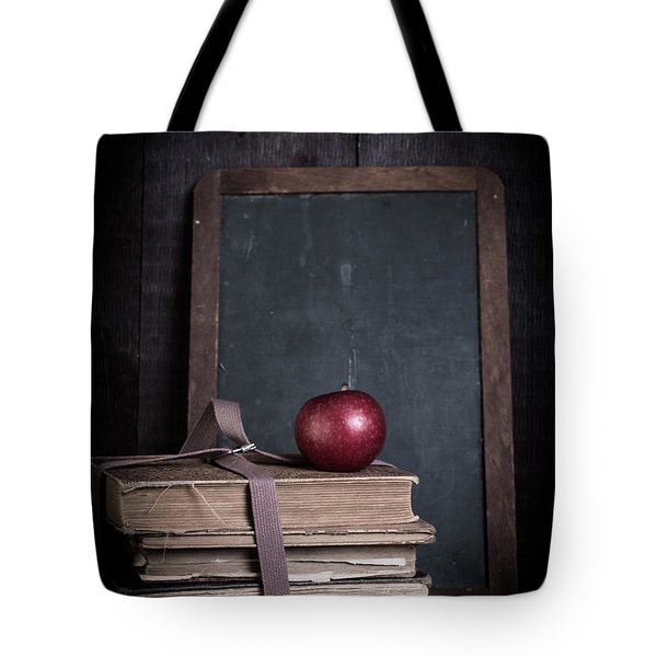 Back to School Tote Bag by Edward Fielding