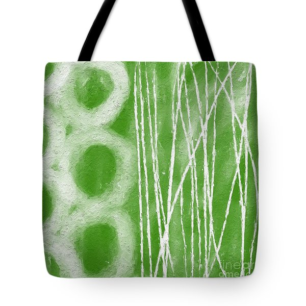 Bamboo Tote Bag by Linda Woods