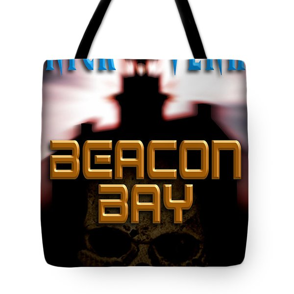 Beacon Bay Tote Bag by Mike Nellums