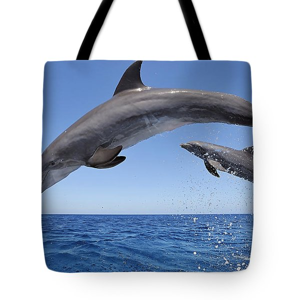Beauty Tote Bag by Marvin Blaine