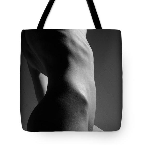 Bodyscape Tote Bag by Joe Kozlowski