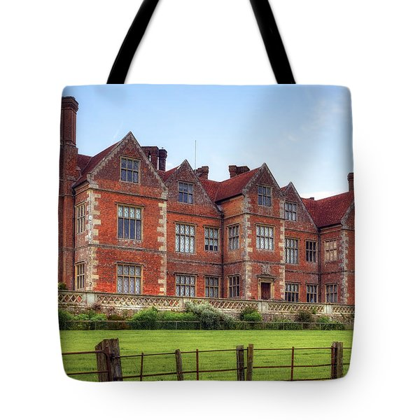 Breamore House Tote Bag by Joana Kruse