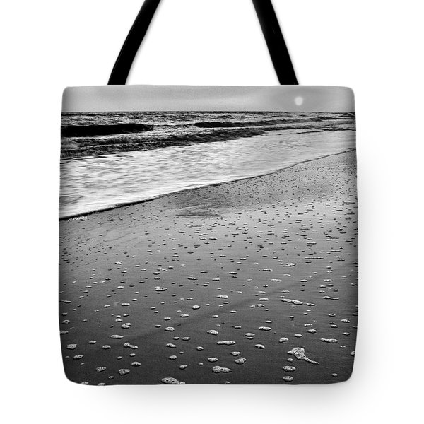 Bubbles Tote Bag by JC Findley