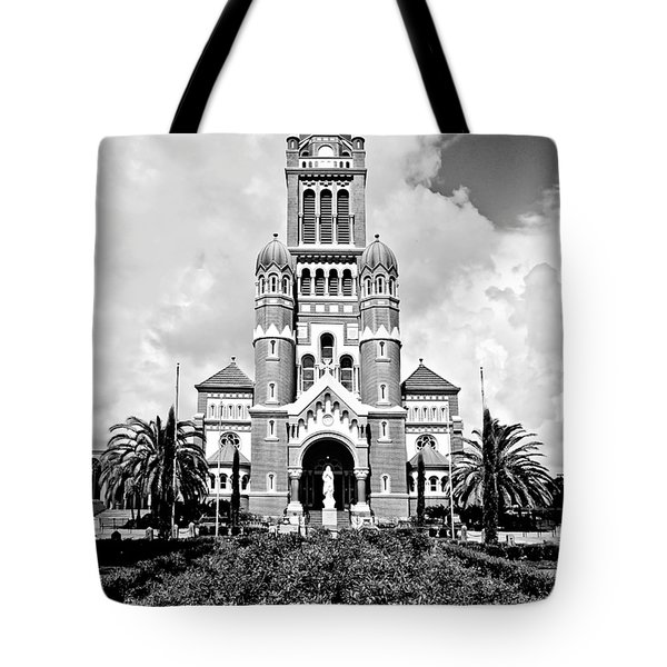 Cathedral Of Saint John The Evangelist Tote Bag by Scott Pellegrin