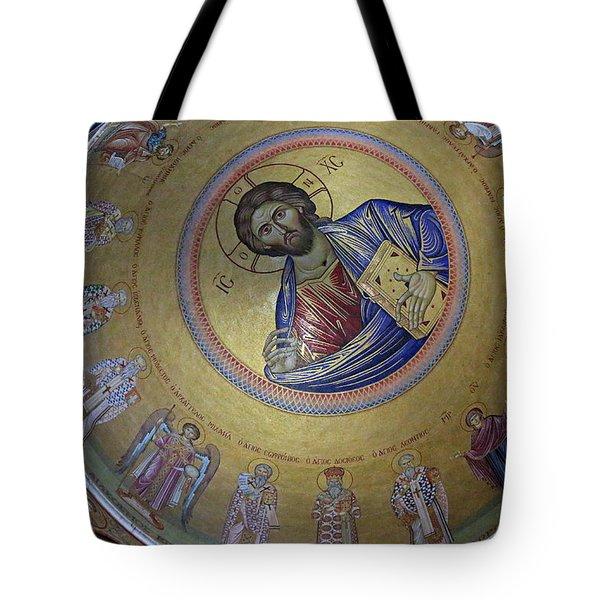 Catholicon Tote Bag by Stephen Stookey
