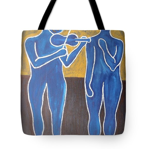 Celtic Music Tote Bag by Patrick J Murphy