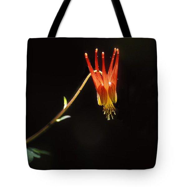 Columbine Tote Bag by Steven Ralser