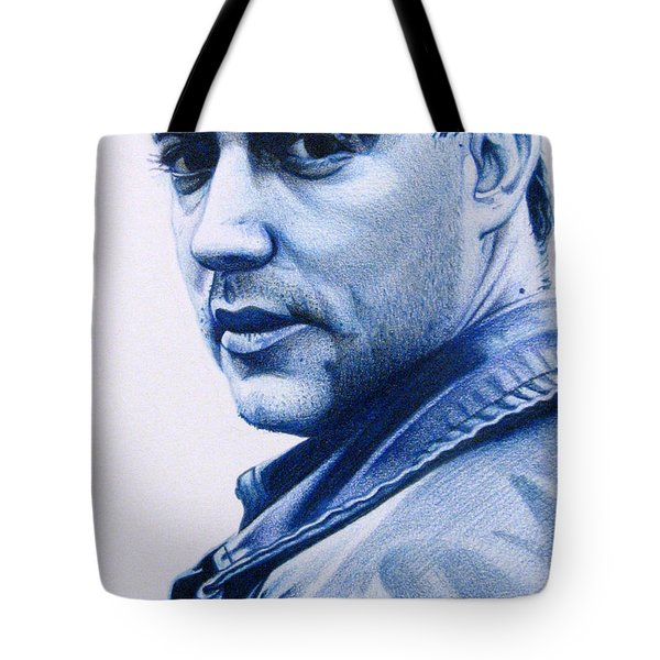 Dave Matthews  Tote Bag by Joshua Morton