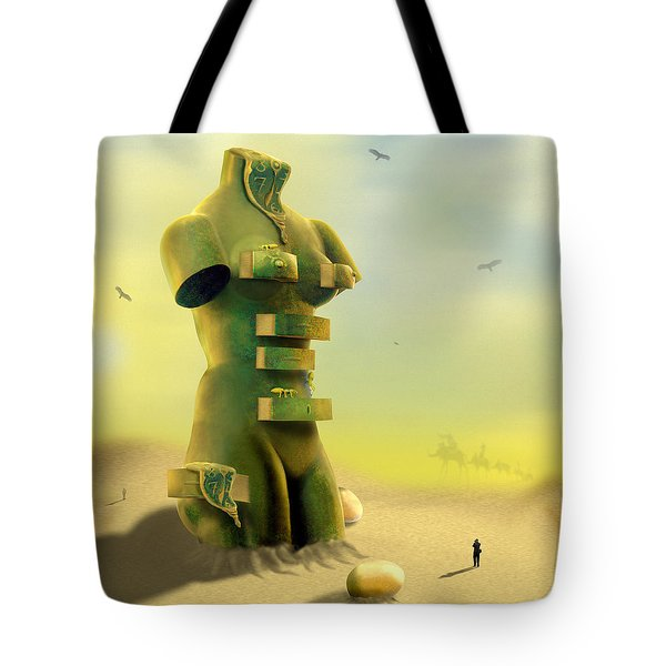 Drawers Tote Bag by Mike McGlothlen
