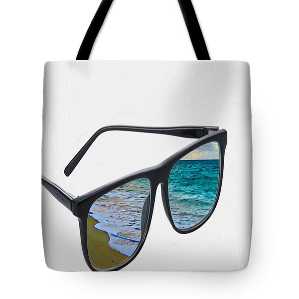 Dreaming Tote Bag by Cheryl Young