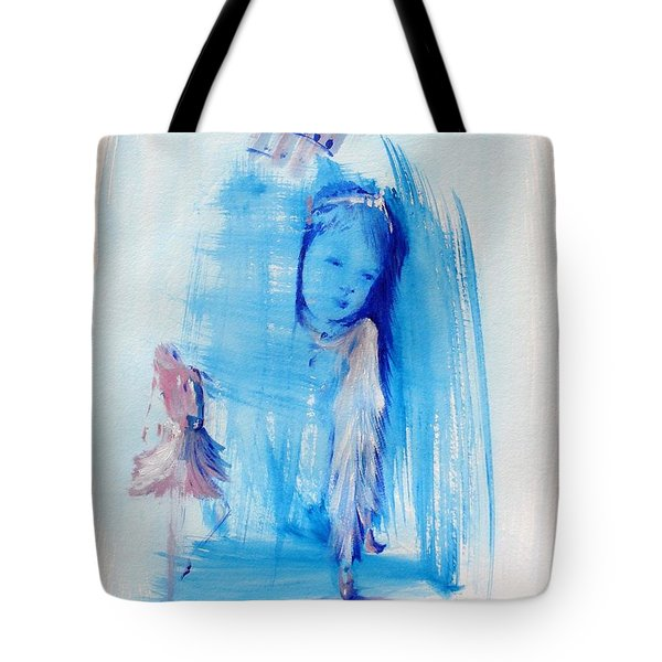Dreaming Of Pisa Tote Bag by Laurie D Lundquist