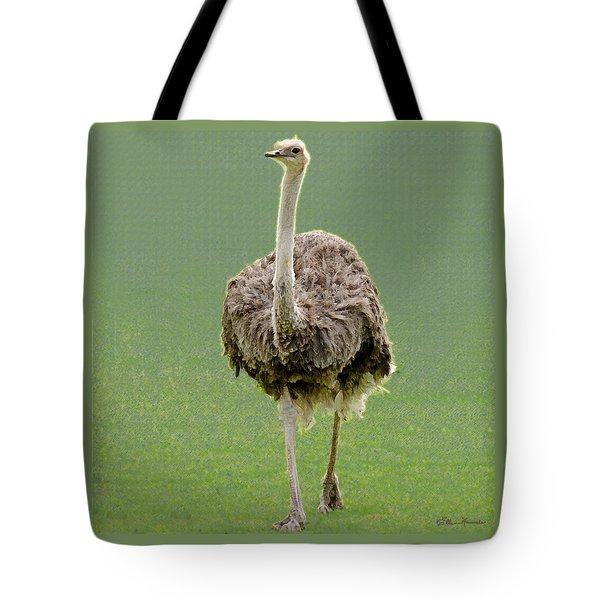 Emu Tote Bag by Ellen Henneke