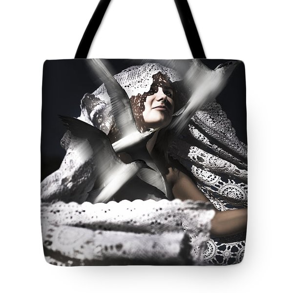 Escape The Fate Tote Bag by Jorgo Photography - Wall Art Gallery