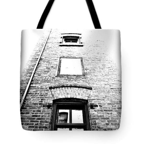 Floating Rooms Tote Bag by Matthew Blum