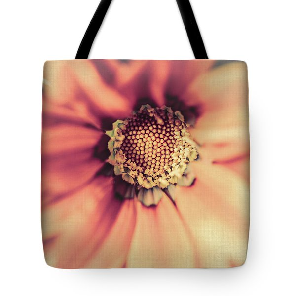 Flower Beauty II Tote Bag by Marco Oliveira