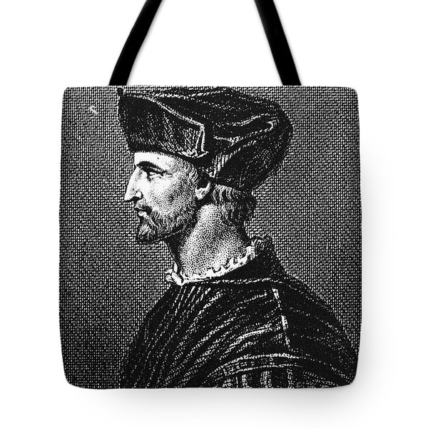 Francois Rabelais Tote Bag by Granger