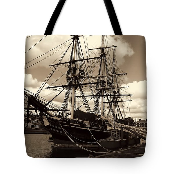 Friendship Of Salem Tote Bag by Lourry Legarde