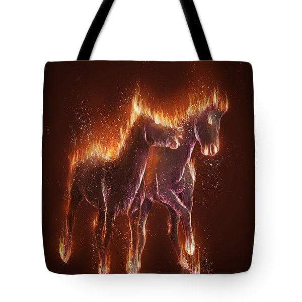 From Hell Tote Bag by Kate Black