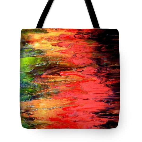 Glycerine II Tote Bag by Jane Biven