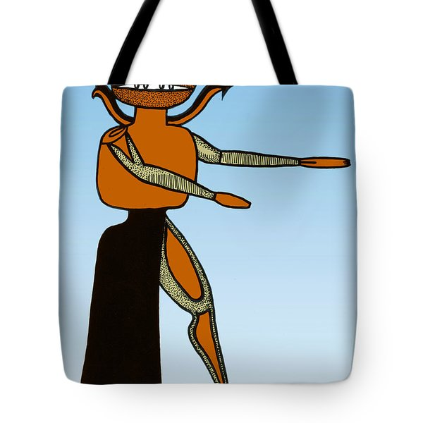 Gorgon, Legendary Creature Tote Bag by Photo Researchers