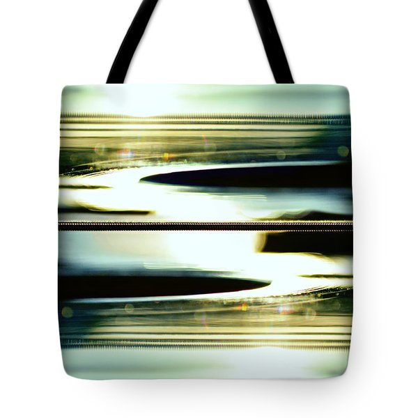 Guitar Galaxy Tote Bag by Laura Fasulo
