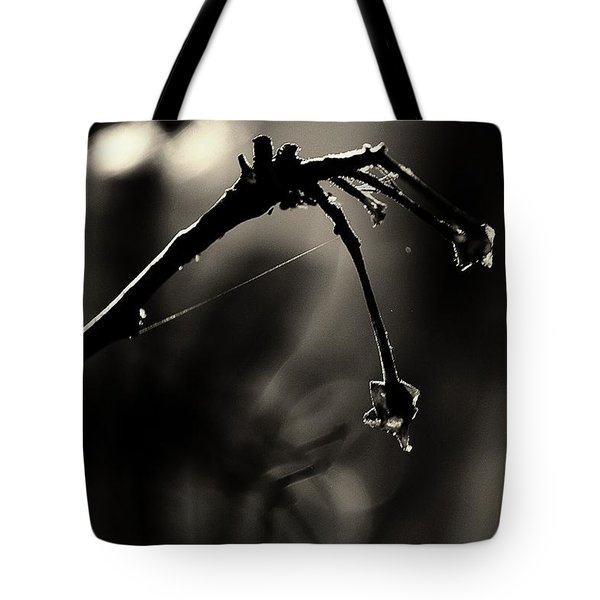 Hand Of Nature Tote Bag by Jessica Shelton