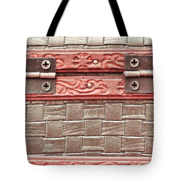 Hinges Tote Bag by Tom Gowanlock