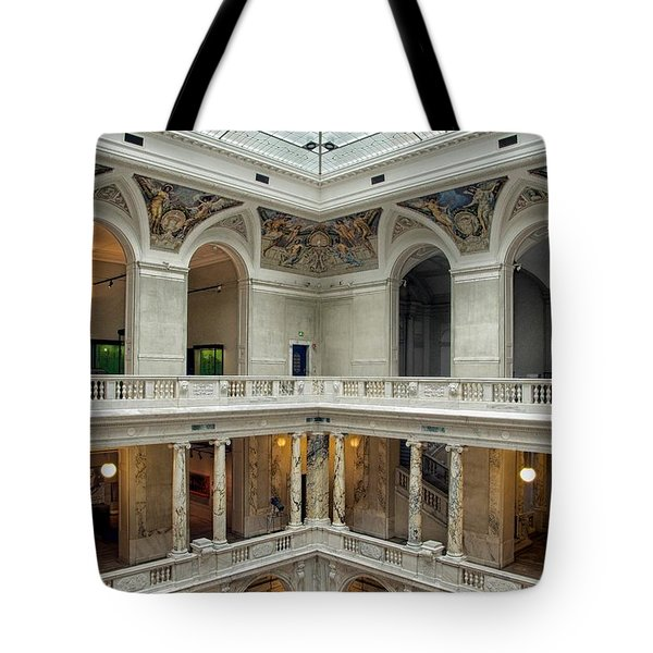 Hofburg Palace Tote Bag by Mountain Dreams