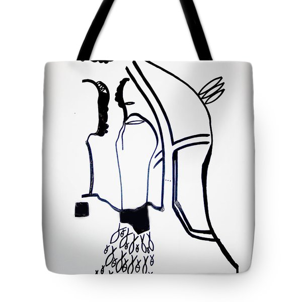 Holy Family Tote Bag by Gloria Ssali