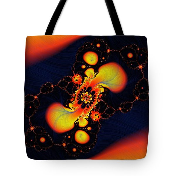 In The Other World Tote Bag by Jeff Swan