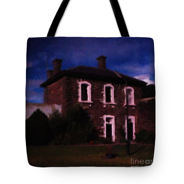 J Ward Ararat Tote Bag by Blair Stuart
